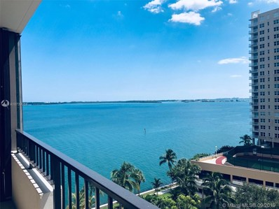 520 Brickell Key Drive UNIT A1005, Miami, FL 33131 - #: A10732058