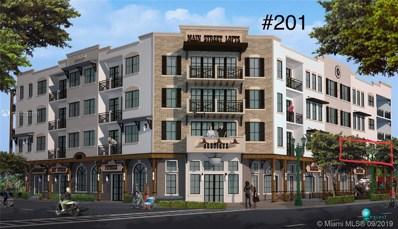 4100 Davie Road UNIT 201, Davie, FL 33314 - #: A10732171