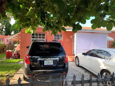 265 NW 82nd Ter, Miami, FL 33150 - MLS#: A10735732