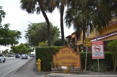 5975 SW 137th Ave UNIT 303, Miami, FL 33183 - MLS#: A10738907