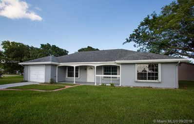 225 SW Bridgeport Dr, Port St. Lucie, FL 34953 - #: A10742812