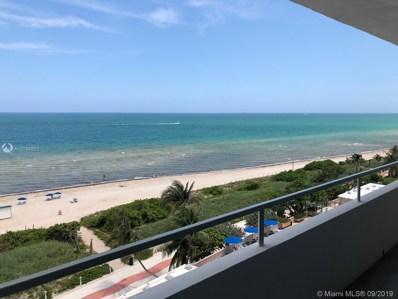 5555 Collins Ave UNIT 9E, Miami Beach, FL 33140 - #: A10746853