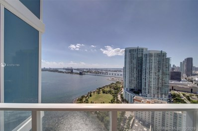 2020 N Bayshore UNIT 3302, Miami, FL 33137 - MLS#: A10751785