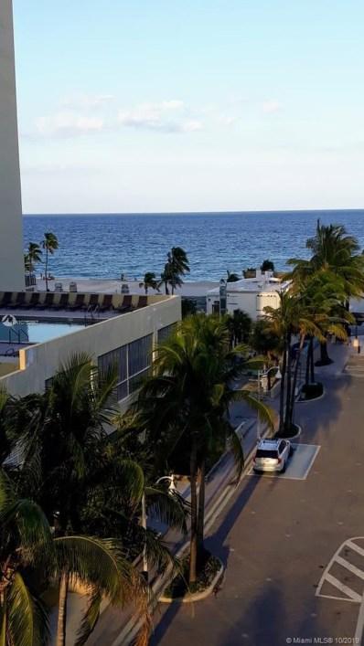 777 N Ocean Dr UNIT S609, Hollywood, FL 33019 - #: A10752867