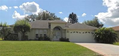 822 SW College Park Rd, Port St. Lucie, FL 34953 - #: A10757335