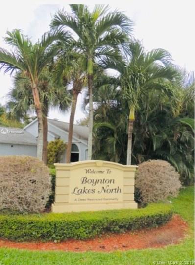 1 Paxford Ln, Boynton Beach, FL 33009 - MLS#: A10760326