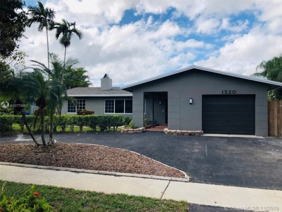 1520 NW 109th Ter, Pembroke Pines, FL 33026 - #: A10770952