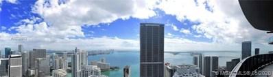 1000 Brickell Plaza UNIT 5603, Miami, FL 33131 - MLS#: A10780918