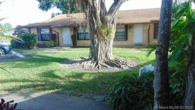 4259 Royal Banyan Way UNIT C, Lake Worth, FL 33461 - #: A10783351