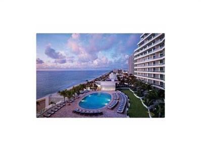 1 N Ft Laud Beach Blvd UNIT 1504, Fort Lauderdale, FL 33304 - MLS#: A2006782