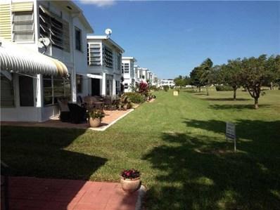 2700 W Golf Blvd UNIT 143, Pompano Beach, FL 33064 - MLS#: A2020007