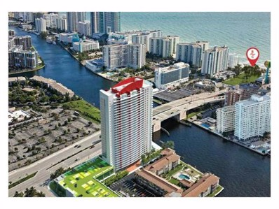 2602 E Hallandale Beach Bl UNIT R2510, Hallandale, FL 33009 - MLS#: A2122814