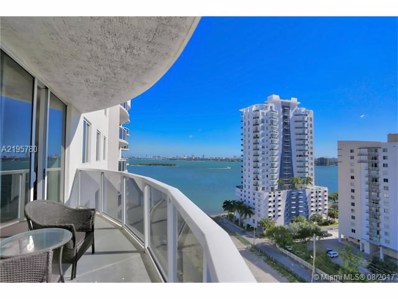 601 NE 23 St UNIT 1505, Miami, FL 33137 - MLS#: A2195780
