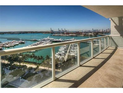 450 Alton Rd UNIT 1105, Miami Beach, FL 33139 - MLS#: A2210321