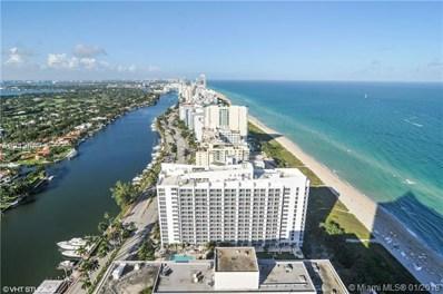 4779 Collins Av UNIT PH4207, Miami Beach, FL 33140 - MLS#: A2212882