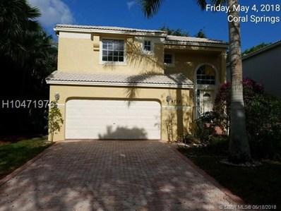 4772 NW 114th Ln, Coral Springs, FL 33076 - MLS#: H10471976