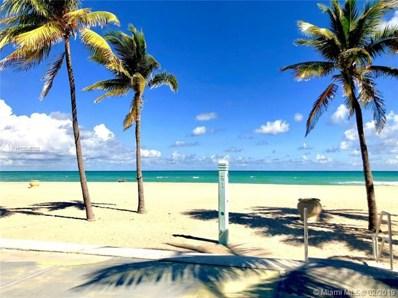 1410 S Ocean Dr UNIT 1003, Hollywood, FL 33019 - MLS#: H10546700