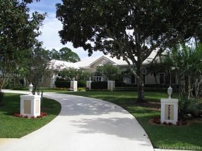 7778 SE Country Estates Way, Jupiter, FL 33458 - MLS#: R10257644
