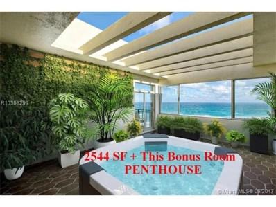 3475 S Ocean Boulevard UNIT Ph 2, Palm Beach, FL 33480 - MLS#: R10308299