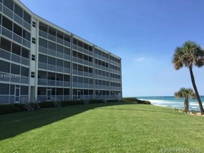 250 Beach Road UNIT 405, Jupiter, FL 33469 - MLS#: R10337993