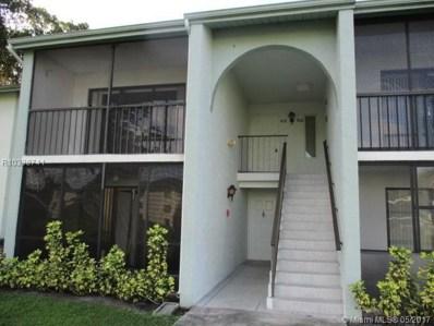 3594 Alder Drive UNIT H2, West Palm Beach, FL 33417 - MLS#: R10338741