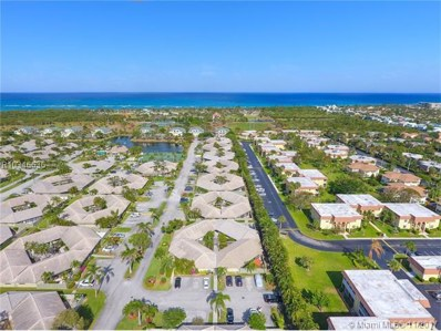 1127 E Seminole Avenue E UNIT 8a, Jupiter, FL 33477 - MLS#: R10346636