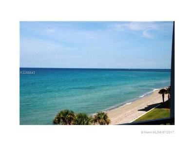 250 Beach Road UNIT 503, Tequesta, FL 33469 - MLS#: R3256643