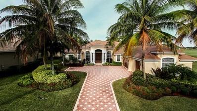 7677 Hawks Landing Drive, West Palm Beach, FL 33412 - #: RX-10105598