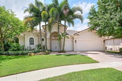 8724 Valhalla Drive, Delray Beach, FL 33446 - MLS#: RX-10140574