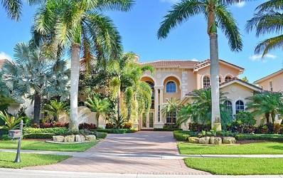 16240 Andalucia Lane, Delray Beach, FL 33446 - MLS#: RX-10142838