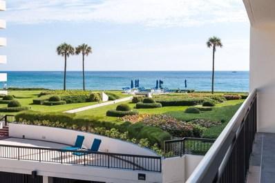 3140 S Ocean Boulevard UNIT 207s, Palm Beach, FL 33480 - MLS#: RX-10210170