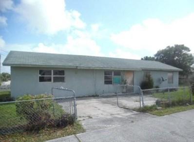 3436 Avenue O, Riviera Beach, FL 33404 - MLS#: RX-10212200