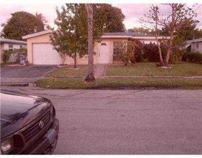 3500 NW 38 Avenue, Lauderdale Lakes, FL 33309 - MLS#: RX-10221941