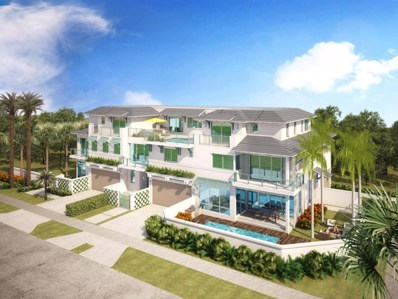 416 Venetian Drive UNIT A, Delray Beach, FL 33483 - MLS#: RX-10239182