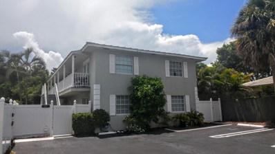 5207 N Flagler UNIT 1, West Palm Beach, FL 33407 - MLS#: RX-10251231