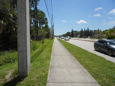 317 NW Prima Vista Boulevard, Port Saint Lucie, FL 34983 - MLS#: RX-10251869