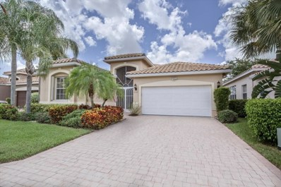 7113 Catania Drive, Boynton Beach, FL 33472 - MLS#: RX-10254099