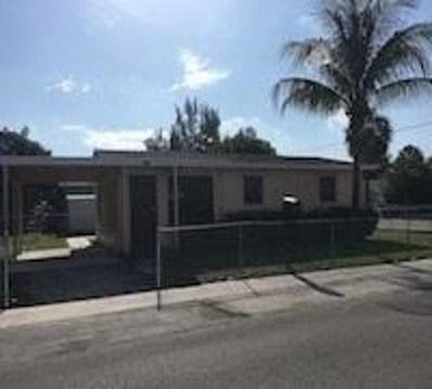 1160 W 26th Street, Riviera Beach, FL 33404 - MLS#: RX-10268650