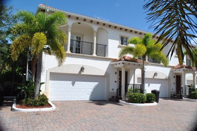 816 Prosperity Farms Road UNIT 1, North Palm Beach, FL 33408 - MLS#: RX-10270388