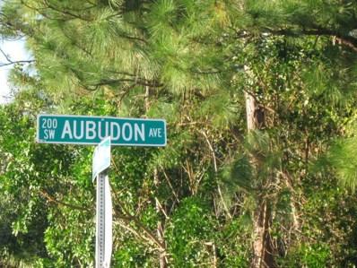 2397 SW Aubudon\/Bayshore Boulevard, Port Saint Lucie, FL 34984 - MLS#: RX-10274010