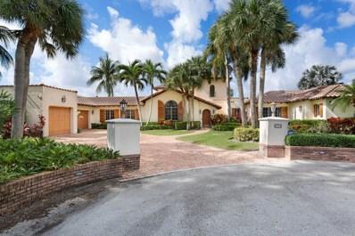 11 N Hidden Harbour Drive, Gulf Stream, FL 33483 - MLS#: RX-10278377