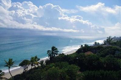 4605 S Ocean Boulevard UNIT 7a, Highland Beach, FL 33487 - MLS#: RX-10281410