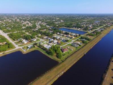 4694 SW Obelisk Street, Port Saint Lucie, FL 34953 - MLS#: RX-10288356