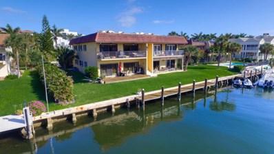 4206 S Ocean Boulevard UNIT 4, Highland Beach, FL 33487 - MLS#: RX-10289743