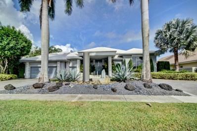 4539 Bocaire Boulevard, Boca Raton, FL 33487 - MLS#: RX-10291036