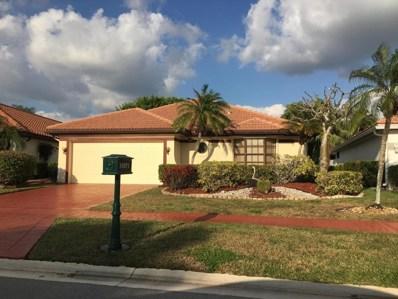10271 Sunset Bend Drive, Boca Raton, FL 33428 - MLS#: RX-10292391