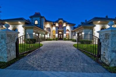 17162 Avenue Le Rivage, Boca Raton, FL 33496 - MLS#: RX-10296285