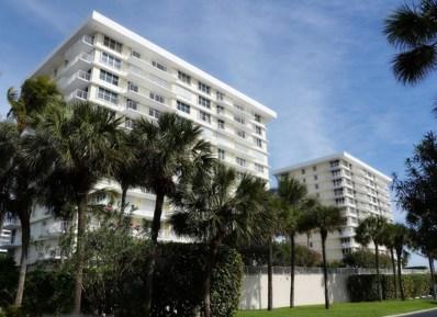 500 Ocean Drive UNIT W-5a, Juno Beach, FL 33408 - MLS#: RX-10297359