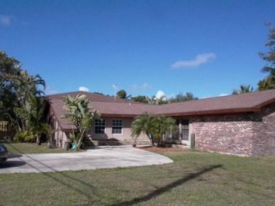 2491 Donnelly Drive, Lake Worth, FL 33462 - MLS#: RX-10297756