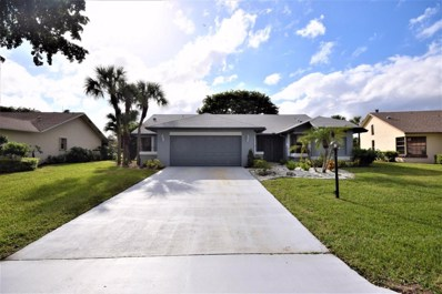 16673 Boca Delray Drive, Delray Beach, FL 33484 - MLS#: RX-10297979